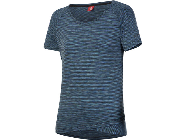 Löffler Raingle Bike T-Shirt Women, azul
